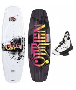 O'Brien Clutch Wakeboard w/ Kick Bindings