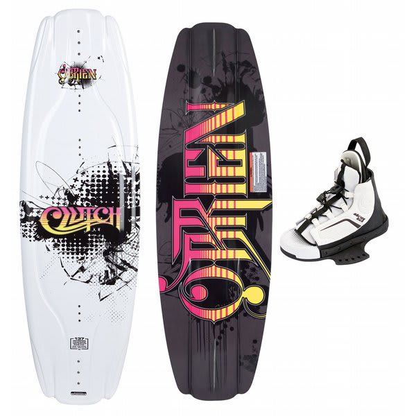 OBrien Clutch Wakeboard w/ Kick Bindings