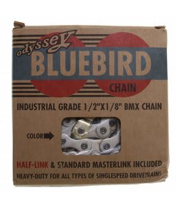 Odyssey Bluebird Bike Chain Silver 1/8