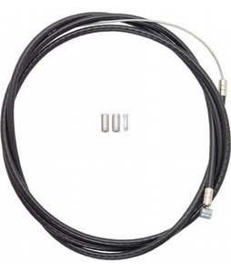 Odyssey Linear Slic Brake Cable/Housing Set Black