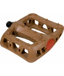 Odyssey Twisted Pc Pedals Browns 9/16in