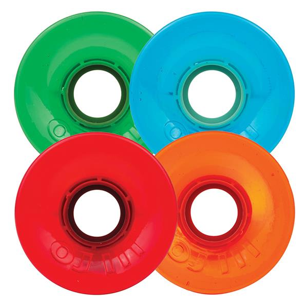 OJ Hot Juice Candy Trans 78A Skateboard Wheels