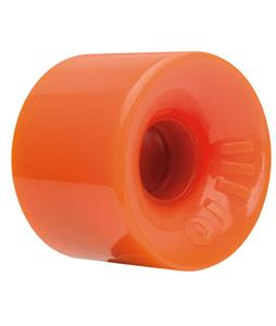 Ojs Hot Juice 78A Skateboard Wheels Neon Orange 60mm