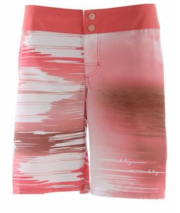 Oakley Sunset Boardshorts Pink Print