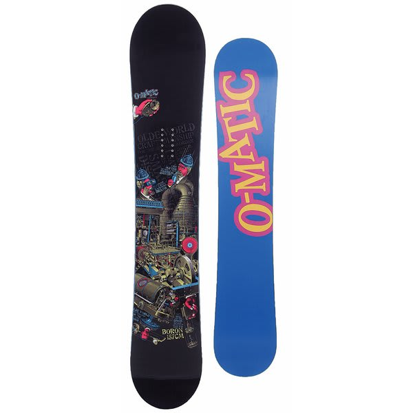 Omatic Boron Snowboard