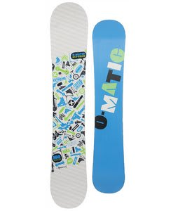 Omatic Extr-Emo Snowboard 160