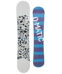 Omatic Extr-Emo Snowboard 157