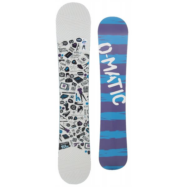 Omatic Extr-Emo Snowboard