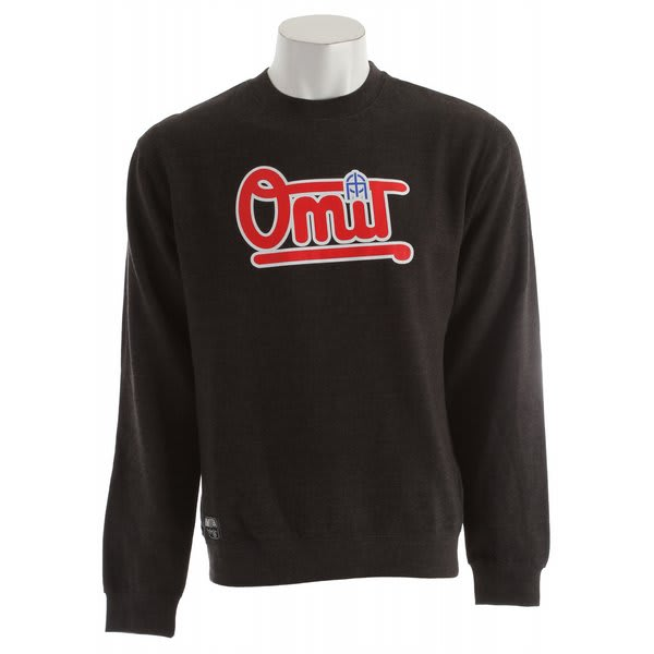 Omit Bases Loaded Crew Sweatshirt
