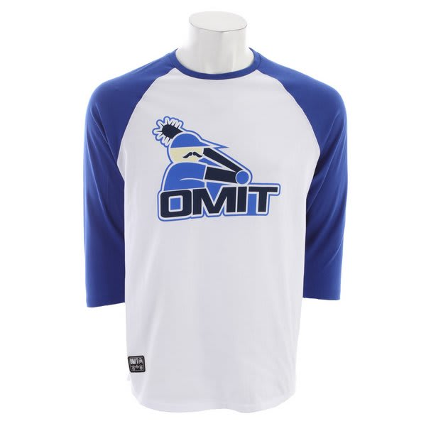 Omit Black Socks Raglan