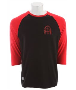 Omit Dreamweaver 2 Raglan Red