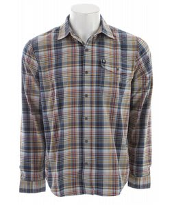 Omit Franklin Shirt Indigo Blue