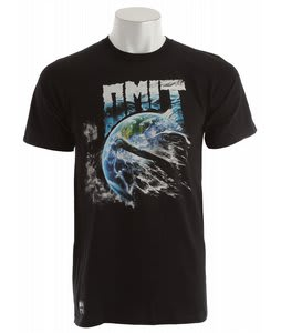 Omit Mother Nature T-Shirt Black