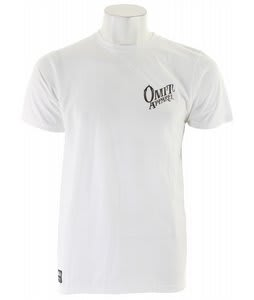 Omit Trade Post T-Shirt White