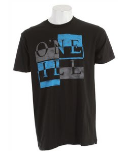 O'Neill Amped T-Shirt Black