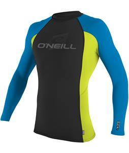 O'Neill Skins L/S Crew Rashguard