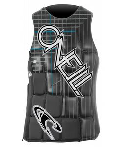 O'Neill Checkmate Comp Wakeboard Vest Black/Graphite