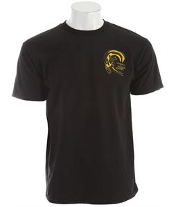 O'Neill Damn Straight T-Shirt Black