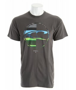 O'Neill Diameter T-Shirt Charcoal