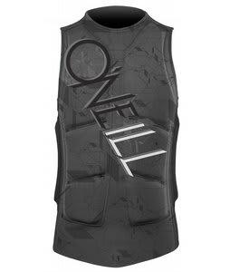O'Neill Gooru Padded Wakeboard Vest Graphite/Carbon Black