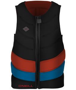 O'Neill Gooru-Tech Front Zip Comp NCGA Wakeboard Vest