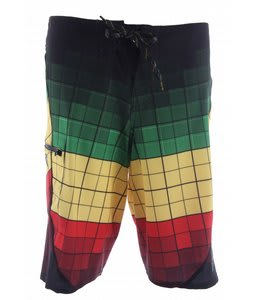 O'Neill Hyperfreak Boardshorts Rasta