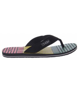 O'Neill Imprint Daddy Sandals Rasta
