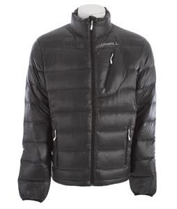 O'Neill Jones Packable Down Snowboard Jacket Black Out