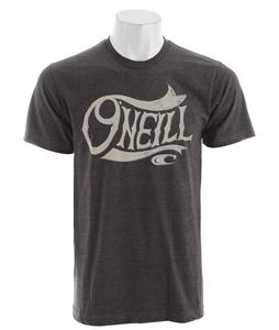 O'Neill Las Olas T-Shirt Heather Black