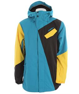 O'Neill Line-Up Snowboard Jacket Enamel Blue