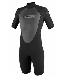 O'Neill Reactor Spring Wetsuit Black/Black/Black