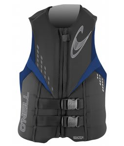 O'Neill Reactor 3 USCG Wakeboard Vest Graphite/Navy/Pac