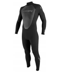 O'Neill Reactor 3/2 Full Wetsuit Black/Black/Black