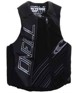 O'Neill Revenge Comp Wakeboard Vest Black/Black/Black