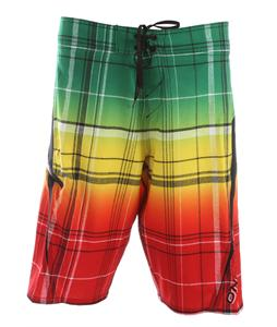 O'Neill Superfreak Triumph Boardshorts Rasta
