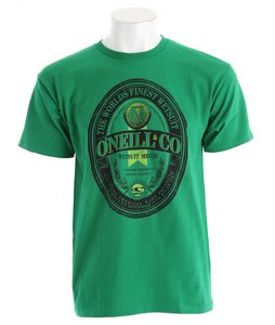O'Neill Tanked T-Shirt Kelly Green