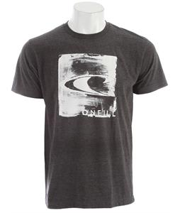 O'Neill Wheat Paste T-Shirt Heather Black