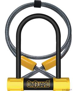 Onguard Buldog Mini Dt U-Lock With Cable 3.5 x 5.5in