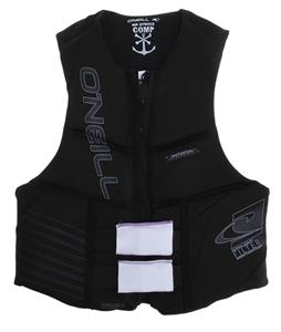O'Neill Outlaw Comp Wakeboard Vest Black/Black/Black