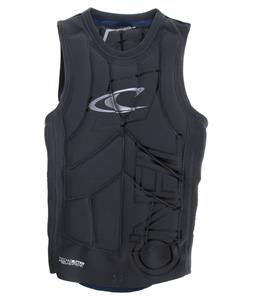 O'Neill Techno Pullover Comp Wakeboard Vest Graphite/Black