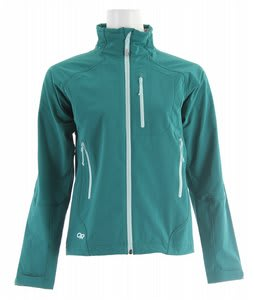 Outdoor Research Cirque Jacket Teal