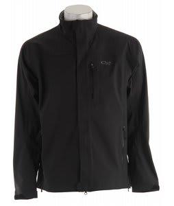 Outdoor Research Credo Softshell Jacket Black