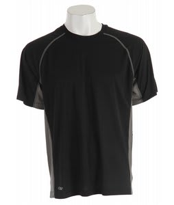Outdoor Research Echo Duo T-Shirt Black/Pewter