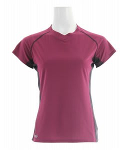 Outdoor Research Echo Duo T-Shirt Berry/Black