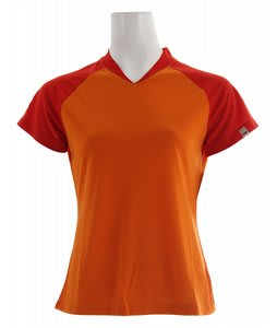 Outdoor Research Essence Duo T-Shirt Mandarin/Salsa