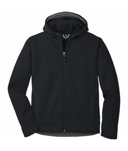 Outdoor Research Exit Hoody Fleece Black