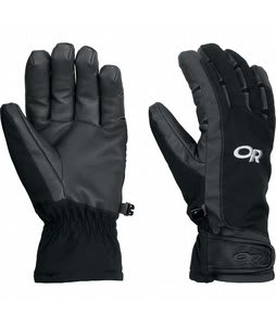 Outdoor Research Extravert Gloves Black/Charcoal
