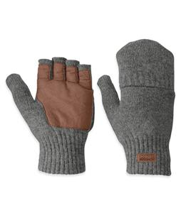 Outdoor Research Lost Coast Mittens Pewter