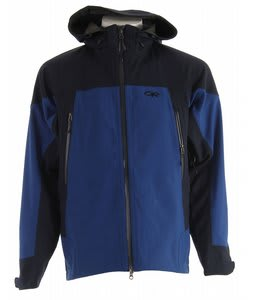 Outdoor Research Motto Ski Jacket True Blue/Eclipse