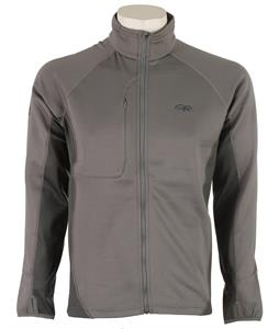Outdoor Research Radiant Hybrid Jacket Pewter/Charcoal